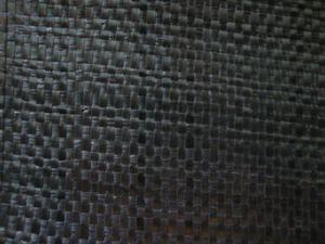 塑料扁丝编织土工布